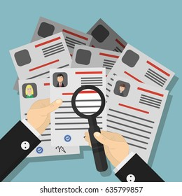 Job Search Cartoons Images Stock Photos Vectors Shutterstock