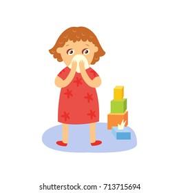 Runny Nose Cartoon Images Stock Photos Vectors Shutterstock
