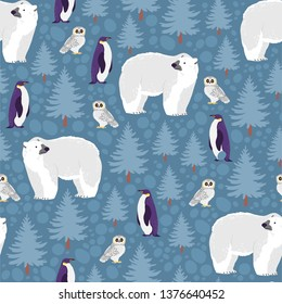 Cute Christmas Penguin Stock Illustrations Images Vectors