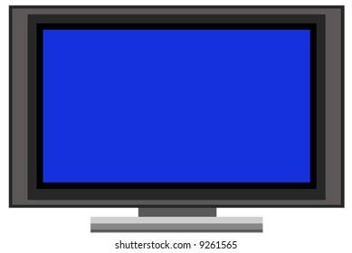 vector FlatScreen