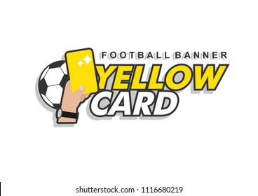 Vector of Football Banner. Vector Illustration eps.10