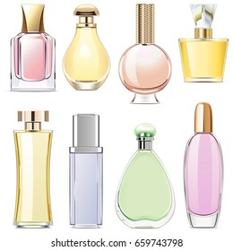 Vector Fragrance Icons