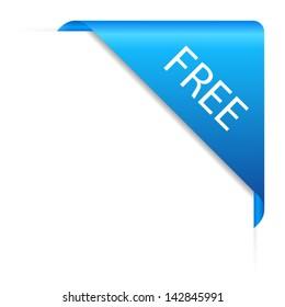 Vector free corner