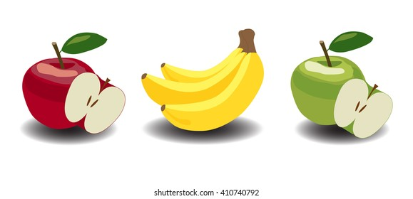 a8844708cd98d Cluster of Bananas Images, Stock Photos & Vectors | Shutterstock