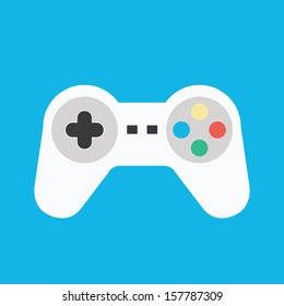 Vector Gamepad Icon