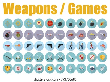 Vector Games Weapons