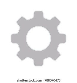 vector gears - cogs icon