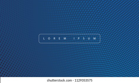 Vector geometric background. Web banner, flyer design