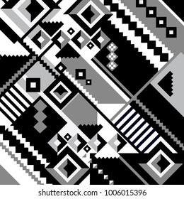 Vector geometrical fon. Decorative background for cards, invitations, web design
