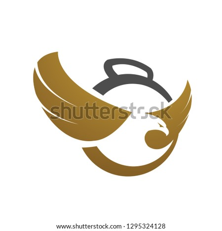 Eagle fitness logo