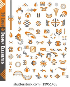 vector graphic  & design elements,70 pieces