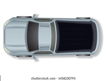 Top View Car Images Stock Photos Vectors Shutterstock