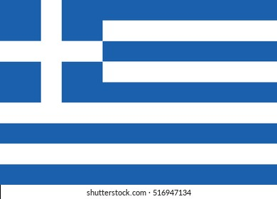 Vector Greece flag, Greece flag illustration, Greece flag picture, Greece flag image