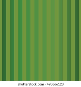 Vector green striped seamless pattern for christmas paper, classic wallpaper, retro background