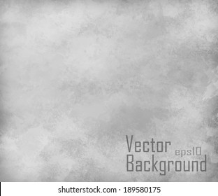 Vector Grey Background