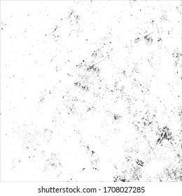 Vector grunge black and white background illustration.Eps10