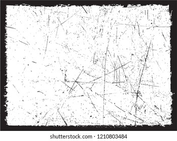 Vector grunge frame.Distressed background for image,poster,banner.
