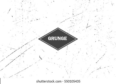 Vector grunge grainy background, texture for decoration