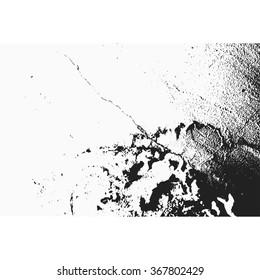 vector grunge monochrome scratch rough dirty distress wall surface texture