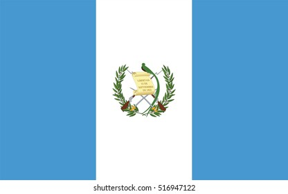 Vector Guatemala flag, Guatemala flag illustration, Guatemala flag picture, Guatemala flag image