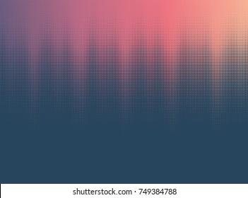 Vector halftone background design.