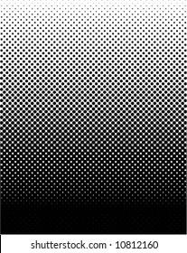 vector halftone gradient
