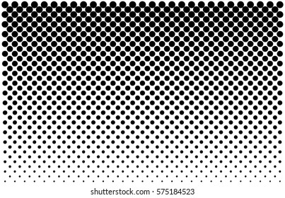 Vector halftone texture.Halftone dots pattern.