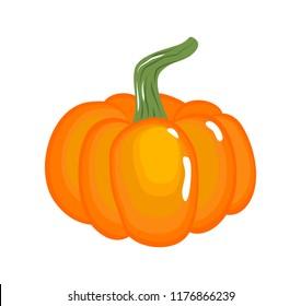 Vector of Halloween pumpkin