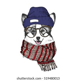 55fd587fb Beanie Sketch Images, Stock Photos & Vectors | Shutterstock