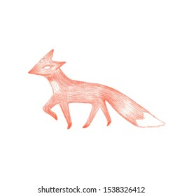 Fox Pencil Photos - 1,732 fox Stock Image Results | Shutterstock