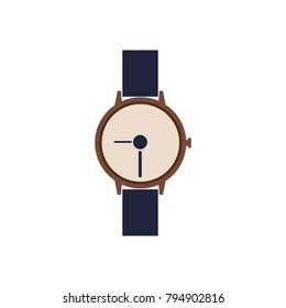 vector hand wrist watch icon