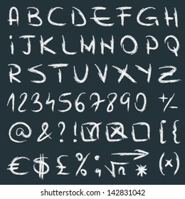 chalk writing images stock photos vectors shutterstock