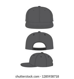 Vector Hats Design Set