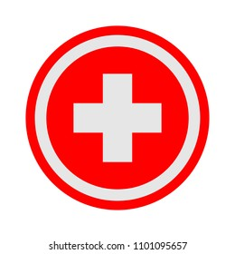 vector healthcare plus sign - medical symbol
