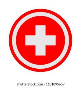 vector healthcare plus sign - medical symbol
