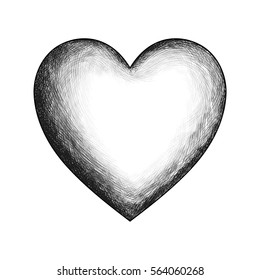 500 Heart Drawing Pictures Royalty Free Images Stock Photos And