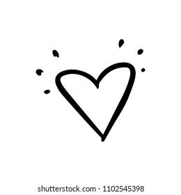 Vector Heart Ilustration