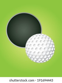 Vector Hole in One Golf Ball Set