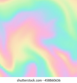 Vector holographic background