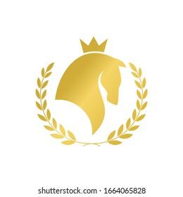 Vector Horse Logo Icon Design Template