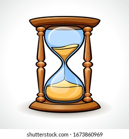 hourglass clipart stock vectors, images & vector art | shutterstock  shutterstock
