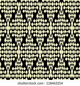 Vector. Hypnotic background