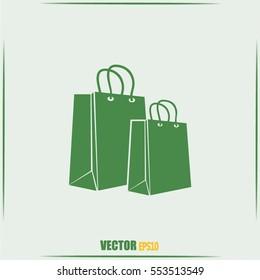 Vector icon bag