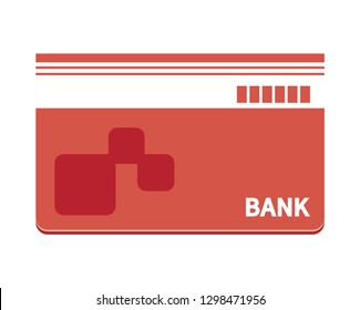 Vector icon for bankbook.