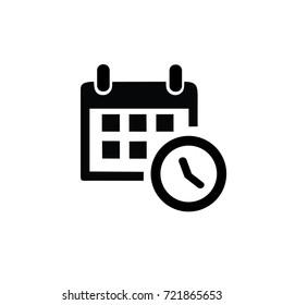 vector icon calendar