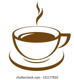 coffee cup clip art images stock photos vectors shutterstock rh shutterstock com