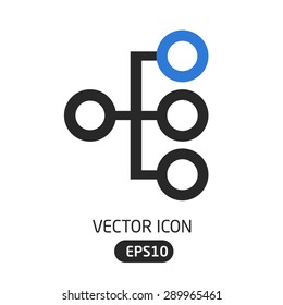 Vector Icon hierarchy