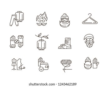 Jacket Lining Images, Stock Photos & Vectors | Shutterstock