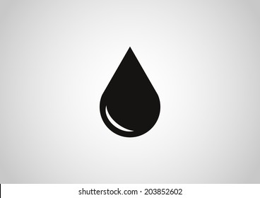 vector icon on gray background