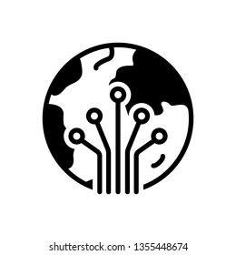Vector icon for photonics